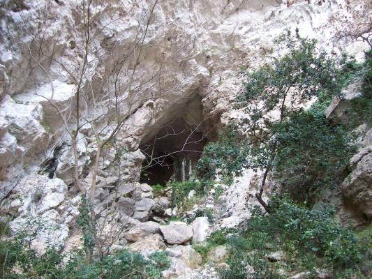 Grotta Strapatente