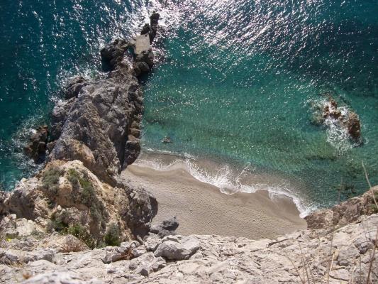 spiaggia punta crena