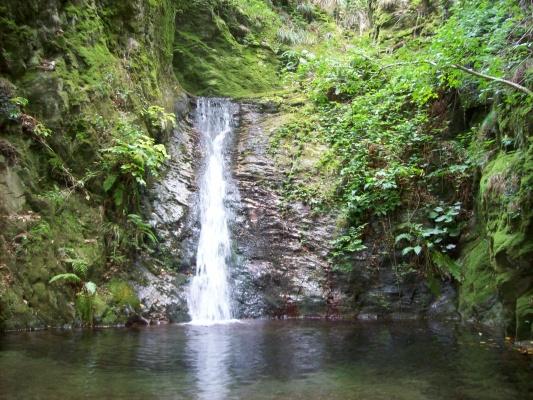 cascate rio slige