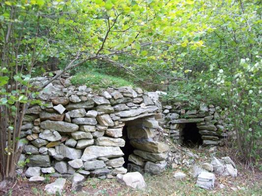 casella in pietra